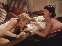 Group Sex, Hairy, Lesbian, Stockings