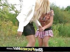 Blonde, Lesbian, Czech