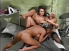 Lesbian, Threesome