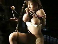image Extreme slave gangbang rough brutal pain