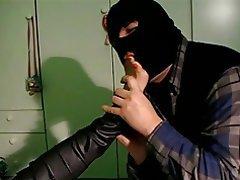 BDSM, Femdom, Foot Fetish, Italian