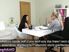 Lesbian, Stockings